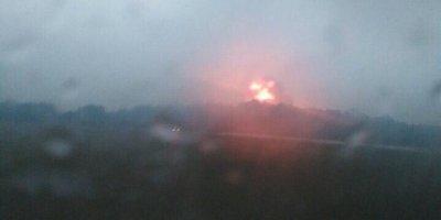 В Красноярском крае после грозы вновь начали рваться боеприпасы. Есть пострадавшие