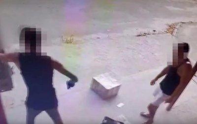 В почтовом отделении на Харьковщине произошла стрельба - (видео)