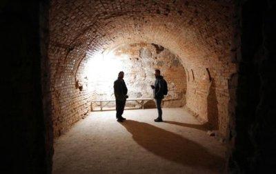 В Виннице нашли подземные ходы и попросили у Ватикана их карты - (видео)