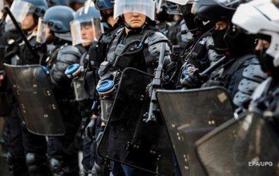 Во Франции протестуют недовольные саммитом G7 - (видео)