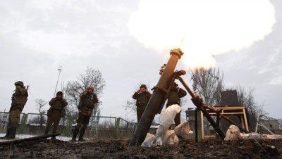 ВСУ нанесли массированный минометный удар по югу ДНР - «Новороссия»