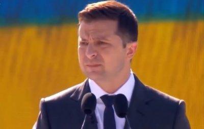 Зеленский сравнил Крым и Донбасс с украденными детьми - (видео)