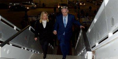 Жена Нетаньяху устроила скандал в Киеве и выкинула каравай в аэропорту