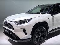 Toyota начнет выпускать в России кроссовер RAV4 пятого поколения - «Автоновости»