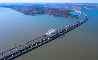 Амбиции Кремля: В новую дорогу к Крымскому мосту закопают по миллиарду на километр - «Экономика»