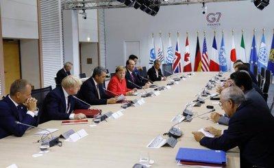 Банда G7: Потратили 300 млн долларов, чтобы не пустить к себе Россию - «Политика»