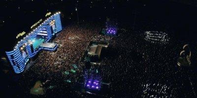 """Более 90 тысяч человек посетили 31 августа площадки фестиваля """"PRO лето"""""""