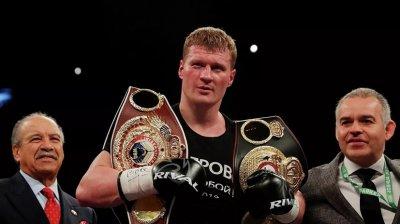 Поветкин поддержал решение Усика не участвовать в боях против российских боксёров - «Новороссия»
