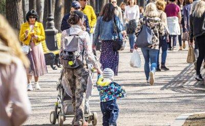 Реформы Кремля отменили в России многодетные семьи и счастливое детство - «Общество»