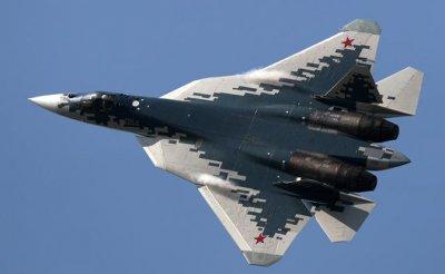 Сможет ли Су-57 постоять за себя в воздушном бою - «Военные действия»