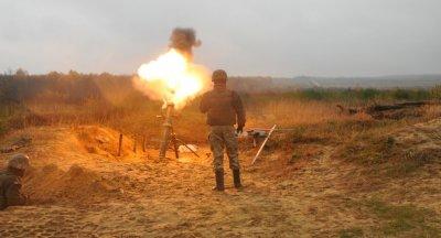Украинская армия обстреляла Докучаевск и Ленинское - «Новороссия»
