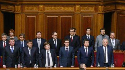 Украинский кабмин стал самым молодым в Европе - «Новороссия»