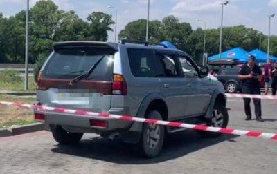 Задержан мужчина, расстрелявший авто на трассе Киев-Одесса - (видео)