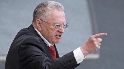 Жириновский: Зеленский разрушает государственность Украины - «Новороссия»