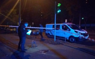 В Киеве на улице застрелили мужчину - «Украина»