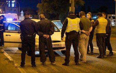 В Киеве задержали авто с оружием и гранатами - «Украина»