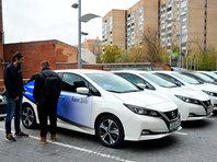 """В автопарке сервиса каршеринга """"Яндекс.Драйв"""" в Москве появились 30 электромобилей - «Автоновости»"""