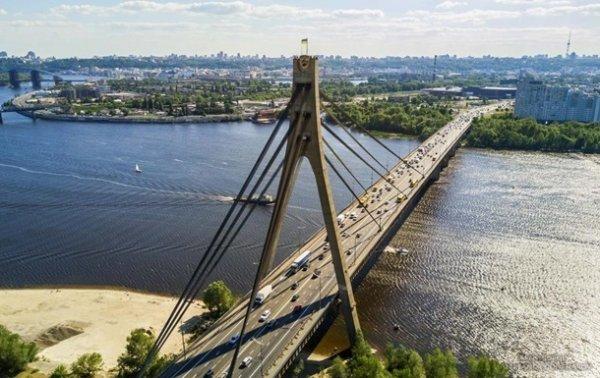 Движение на Северном мосту в Киеве частично ограничат - «Украина»