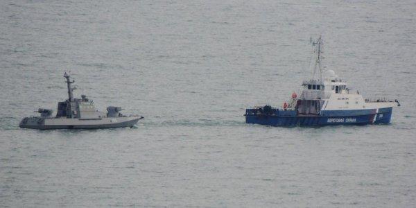 ФСБ доказала, что украинцы сами украли сантехнику с возвращенных кораблей