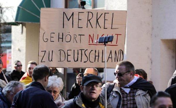 Немцы в шоке: Меркель разрешила мигрантам насиловать и убивать их детей - «Происшествия»