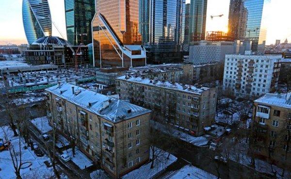 Реформа долевого строительства обрекает россиян на жизнь в бараках - «Недвижимость»