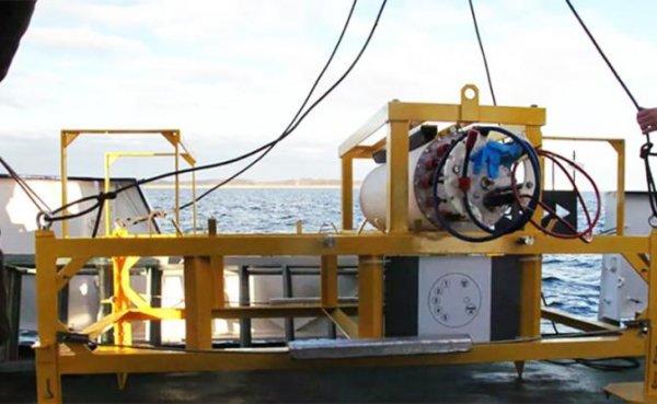 Со дна Балтийского моря украли немецкую научную станцию - «Мир»