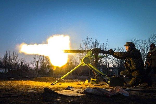 ВСУ выпустили по территории ДНР 120 боеприпасов за сутки - «Новороссия»