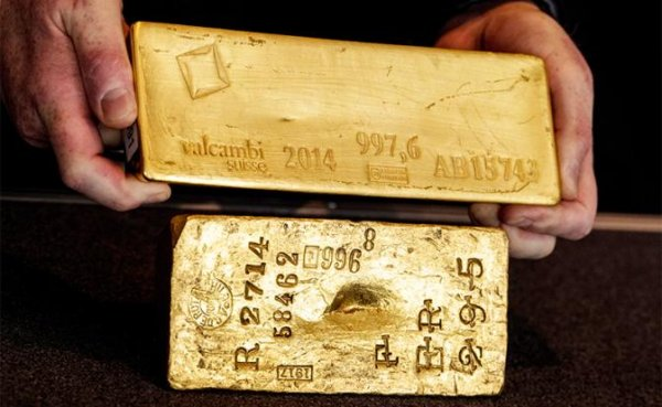Англия — Венесуэле: «Было золото ваше — стало наше» - «Мир»