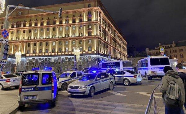 Атака на ФСБ в центре Москвы: «Сейчас рикошетом башку снесет! Бегите!» - «Происшествия»