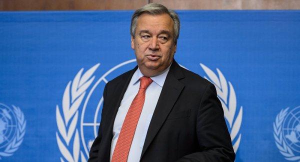 Генсек ООН призвал удвоить усилия по урегулированию конфликта в Донбассе - «Новороссия»