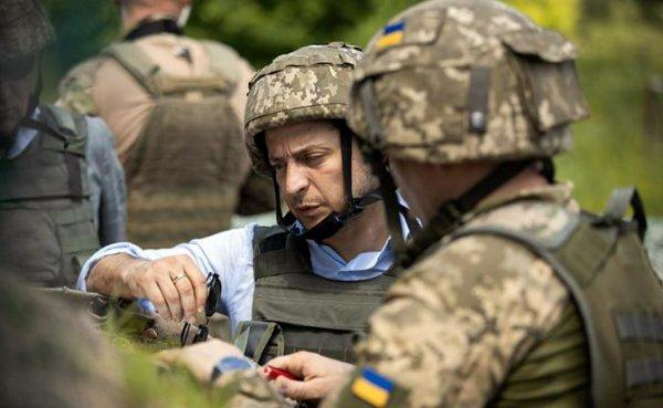 Киев размечтался взять Донбасс под «муниципальную стражу» - «Политика»