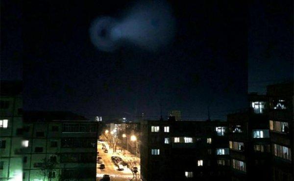Над Украиной летает что-то очень похожее на «Тополь-М» - «Общество»