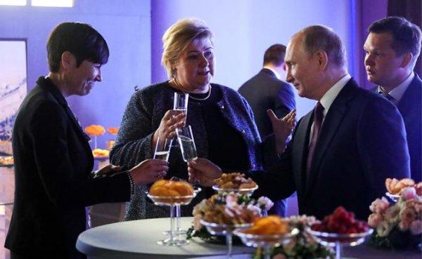 Норвегия поставила России «неуд» за плохое поведение - «Политика»