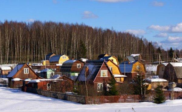 Новогодний отдых на природе становится недоступным для россиян - «Недвижимость»