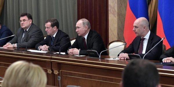 Путин: ревизия национальных целей страны невозможна, люди должны увидеть реальные перемены к лучшему