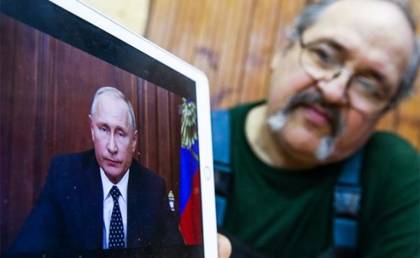 Путин снизит пенсионный возраст. Но только на один год - «Общество»