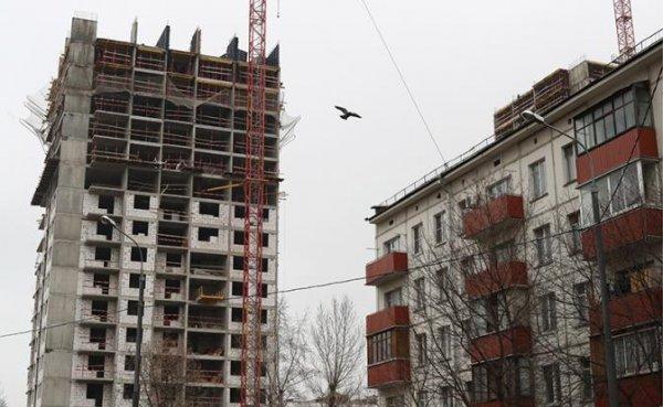 Реновация превращает Москву в страшный мегаполис пустующих высоток - «Недвижимость»