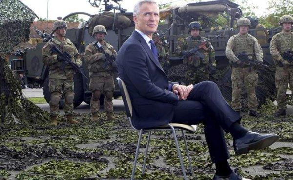 России в спину: НАТО и Белоруссия готовы копать общий окоп? - «Военные действия»
