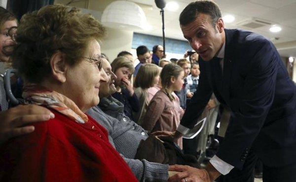 Совет России от Франции: Как добиться отмены лютой пенсионной реформы? - «Общество»
