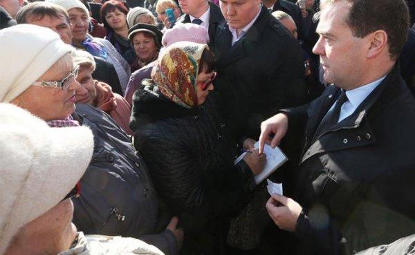 Тайная цель пенсионной реформы — навязать России второй срок Медведева - «Общество»