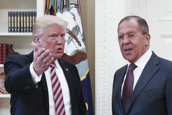 Трамп проигнорировал Украину на встрече с Лавровым - «Новороссия»