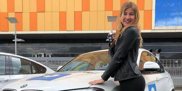 У чемпионки отказались покупать подаренный государством люксовый BMW, потребовав отдать его бесплатно