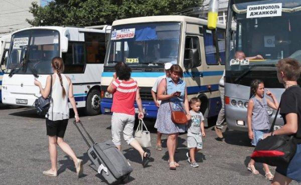 У Зеленского беспокоятся: «Россия зачищает Крым от нелояльного населения» - «Общество»