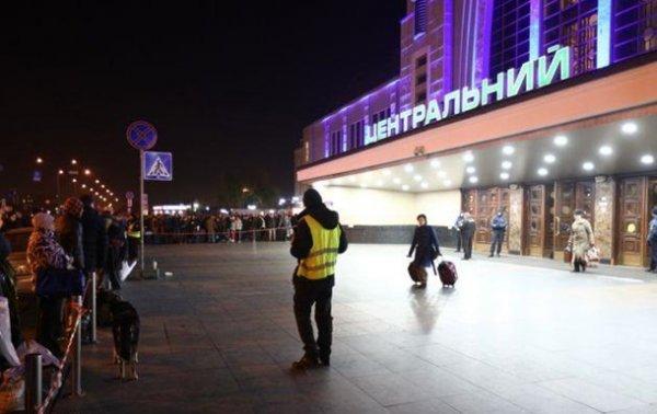 """В Киеве """"заминировали"""" ж/д вокзал – СМИ - «Украина»"""