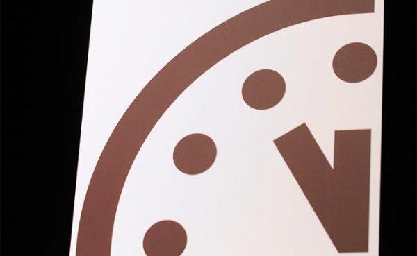 100 секунд назад: Стрелка «часов Судного дня» приблизилась к гибели человечества - «Военные действия»