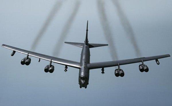 Американский «стратег» потерял термоядерные бомбы - «Военные действия»