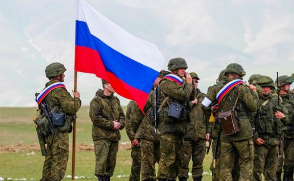 Как на войне: Российская армия несет потери в мирное время - «Военные действия»