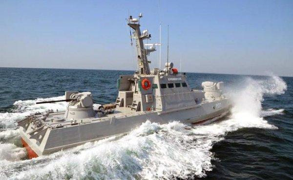 Киев минирует Азовское море - «Военные действия»