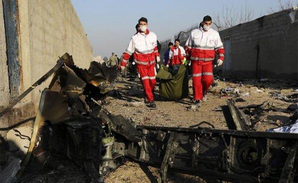 Крушение украинского «Боинга-737»: Погибло много канадцев - «Происшествия»