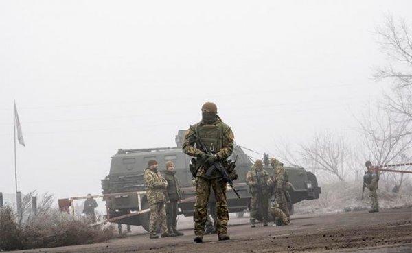 На Украине готовятся захватить Донбасс, считая, что Россия не поможет - «Военные действия»